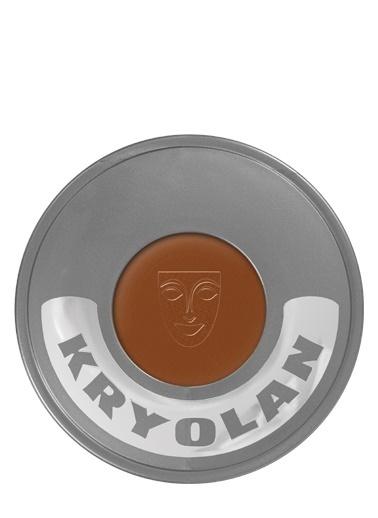 Kryolan Cake Make-Up 35 G Kahve